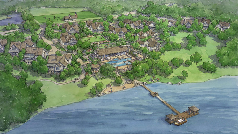 Longcove Illustration